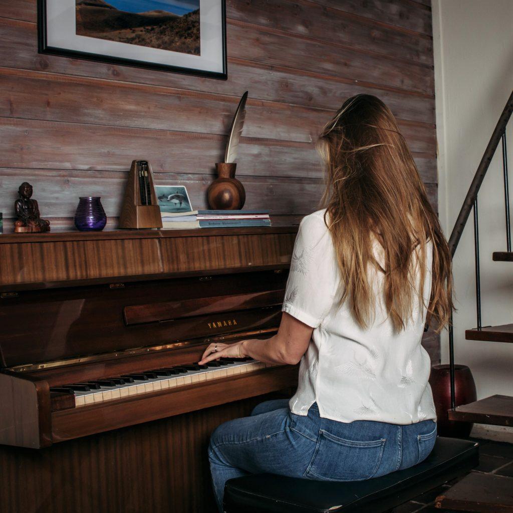 Intuïtief leren pianospelen
