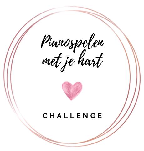 Pianospelen met je hart challenge